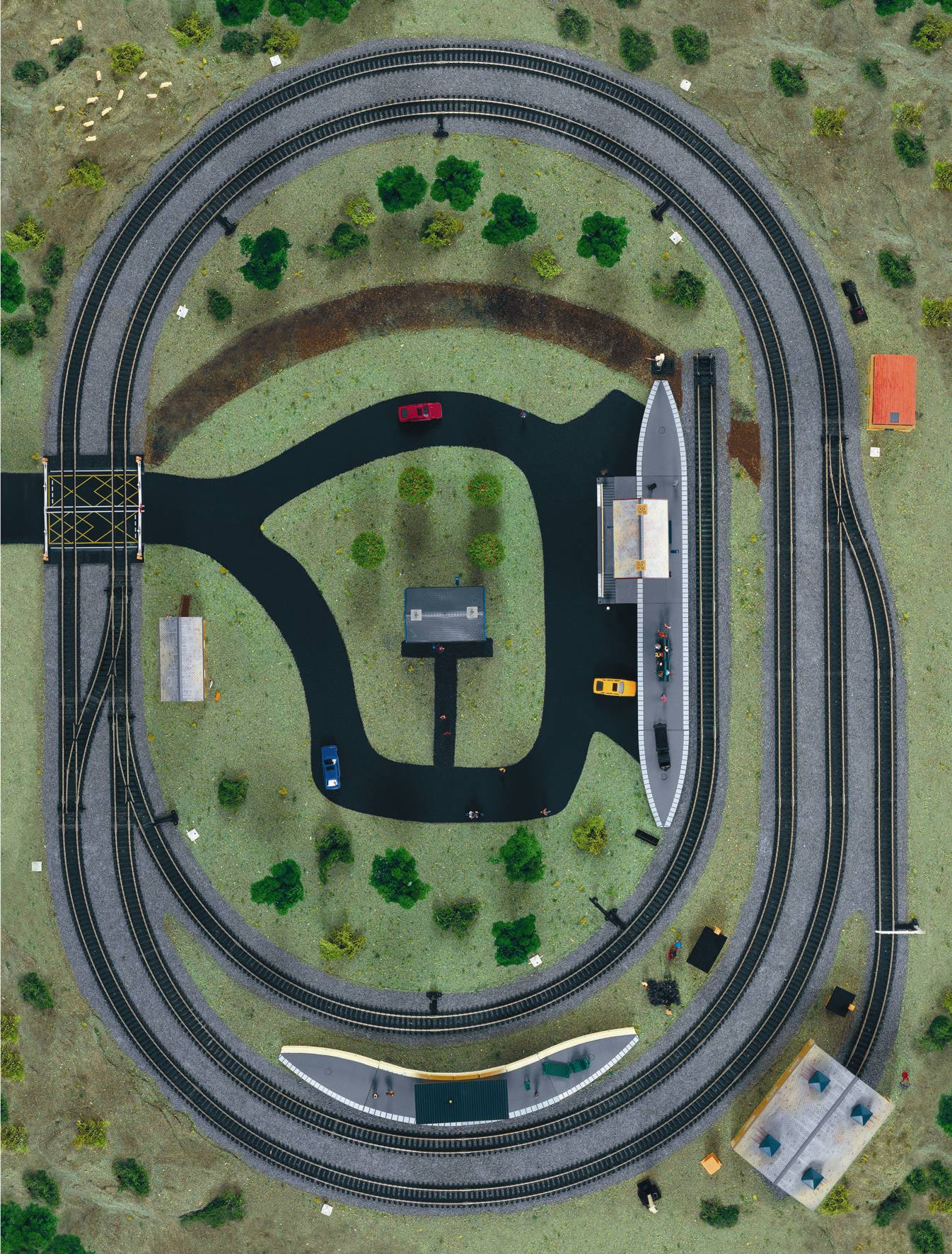 gauge layout the - photo #39