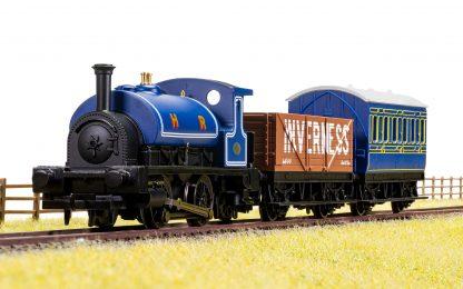 Hornby R1220 Highland Rambler Train Set