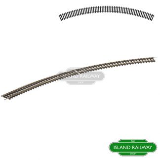 Hornby Third Radius Double Curve Track Piece