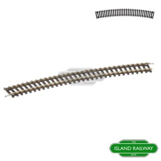 Hornby Fourth Radius Single Curve Track Piece