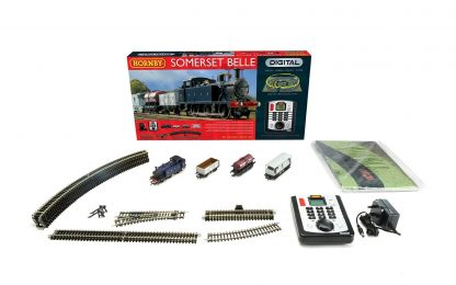 Hornby Somerset Belle Digital Train Set