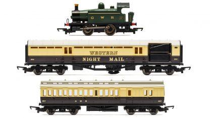 Hornby Postal Express Train Set