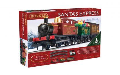 Hornby Santa's Express Christmas Train Set