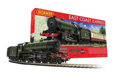 Hornby East Coast Express Train Set (R1214)