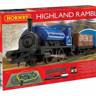Hornby The Highland Rambler Train Set