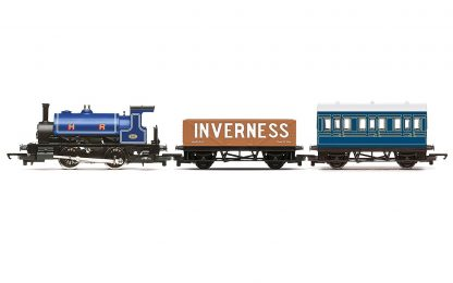 Hornby The Highland Rambler Train Set