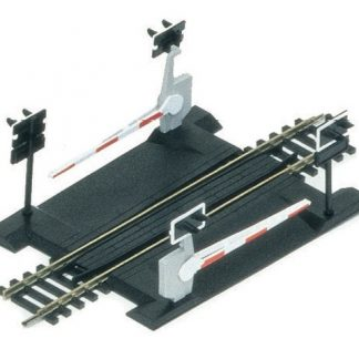 Hornby Single Track Level Crossing