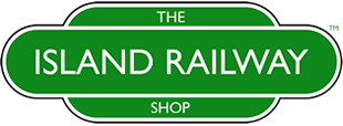 The Island Railway Shop logo
