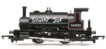 RailRoad, BR, Class 264 'Pug', 0-4-0ST, 56025 'Smokey Joe' - Era 4/5