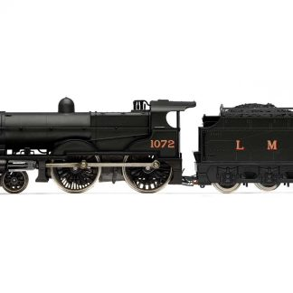Hornby RailRoad LMS 4-4-0 Compound with Fowler Tender Steam Locomotive