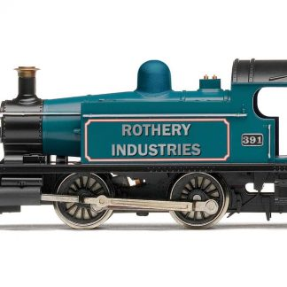 RailRoad, Rothery Industries, Ex-GWR 101 Class, 0-4-0T, 391 - Era 4/5