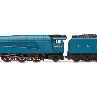 RailRoad, LNER, A4 Class, 4-6-2, 4468 'Mallard' - Era 3