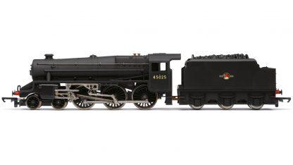 RailRoad, BR, Class 5MT 'Black Five', 4-6-0, 45025 - Era 5