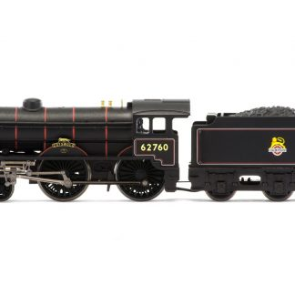 RailRoad, BR, D49/1 'Hunt' Class, 4-4-0, 62760 'The Cotswold' - Era 4