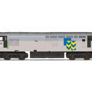 RailRoad, BR, Class 37, Co-Co, 37040 with TTS Sound - Era 8