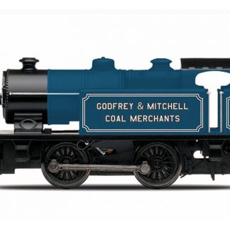 Hornby RailRoad Ex-Industrial 0-4-0 'Godfrey & Mitchell Coal Merchants' 0-4-0 Locomotive