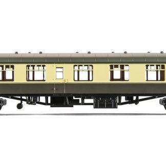 RailRoad BR Mk1 Corridor Composite Coach - BR Chocolate & Cream