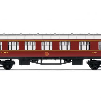 RailRoad LMS Composite Coach