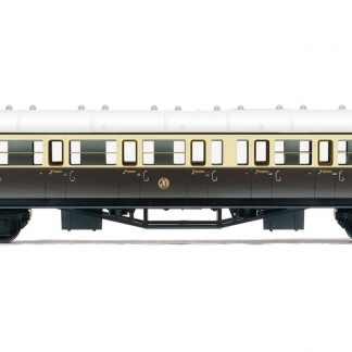 RailRoad GWR Composite Coach