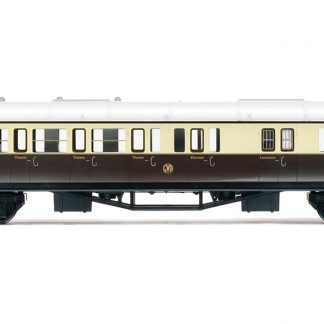 RailRoad GWR Brake Coach