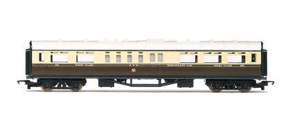 RailRoad GWR Restaurant Coach