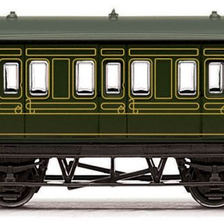 RailRoad SR 4 Wheel Coach