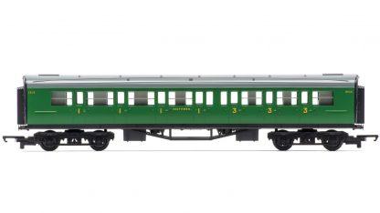 RailRoad, SR, Composite Coach - Era 3