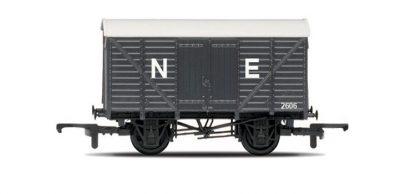 RailRoad Box Van - SWB