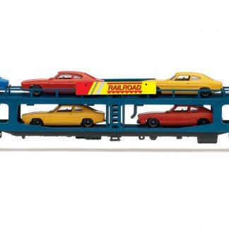 RailRoad Car Transporter Bogie Wagon