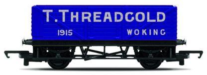 RailRoad, LWB Open Wagon, T. Threadgold - Era 3