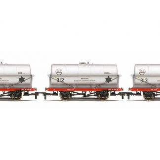 RailRoad, 20T Tank Wagons, three pack, ICI - Era 3/4