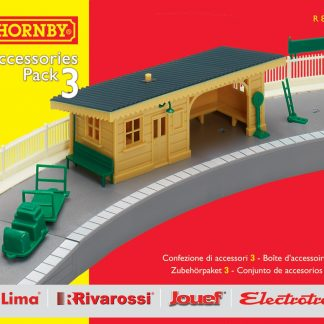 Hornby TrakMat Accessories & Building Pack 3