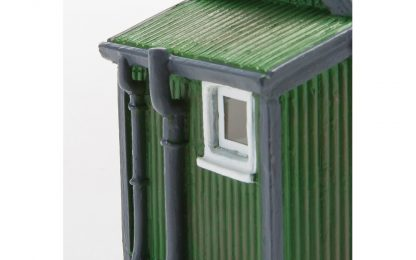 Hornby Skaledale Tin House
