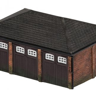 Hornby Skaledale Triple Garage Building