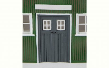 Hornby Skaledale Ex-Barrack Rooms Building