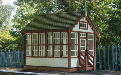 Hornby Skaledale Platform Signal Box