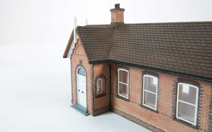 Hornby Station Office Building