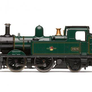 Hornby BR Class 14XX 0-4-2T '1424' Steam Locomotive (R3692)