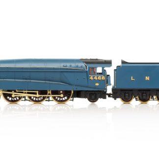 Hornby LNER, A4 Class, 4-6-2, 4468 Mallard - Era 3 - Limited Edition Anniversary Pack