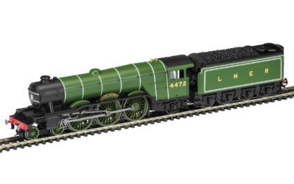 Hornby RailRoad, LNER, A1 Class, 4-6-2, 4472 'Flying Scotsman' with TTS Sound - Era 3