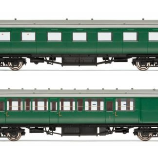 Hornby BR Pull Push Coach Pack