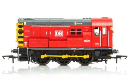 Hornby DB Schenker, Class 08, 0-6-0, 08623 with TTS Sound - Era 10