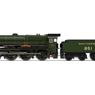 Hornby SR, Lord Nelson Class, 4-6-0, 851 'Sir Francis Drake' - Era 3