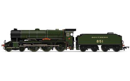 Hornby SR, Lord Nelson Class, 4-6-0, 851 'Sir Francis Drake' - Era 3
