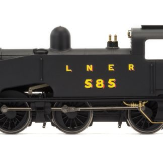 Hornby LNER, J50 Class, 0-6-0T, 585 Steam Locomotive - Era 3