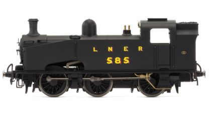 Hornby LNER, J50 Class, 0-6-0T, 585 Steam Locomotive - Era 3