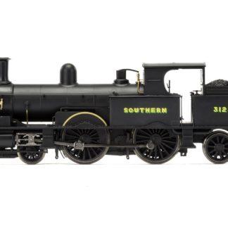 Hornby SR, Adams Class 415, 4-4-2T, 3125 - Era 3
