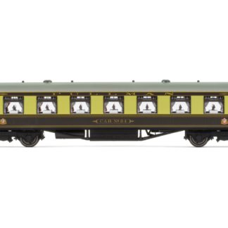 Hornby Pullman, Standard 'K' Type Second Class Parlour, Car No. 34 - Era 4