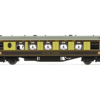 Hornby Pullman, Standard 'K' Type Second Class Kitchen, Car No. 58 - Era 4