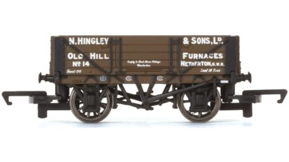 Hornby 4 Plank Wagon, Hingley & Sons Ltd - Era 3